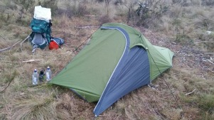 M Starlight 2p 3 season tent